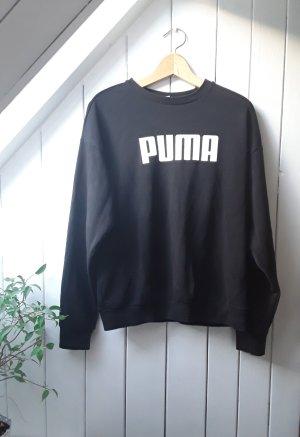 Schwarzer Pullover von Puma