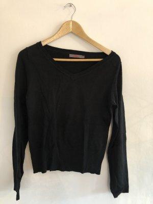 Schwarzer Pullover von S Oliver Grösse  40