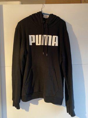 schwarzer Puma Hoodie