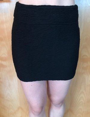 Amisu Ołówkowa spódnica czarny