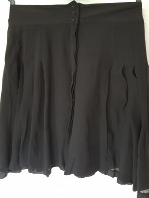 Karl Lagerfeld for H&M Taffeta Skirt black