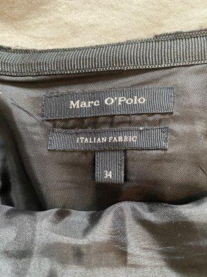 Marc O'Polo Wełniana spódnica czarny