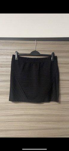 Janina Gonna lavorata a maglia nero