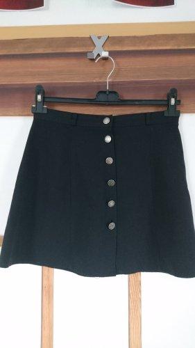 C&A Clockhouse Skaterska spódnica czarny