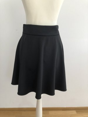 Betty Blue Spódnica z falbanami czarny