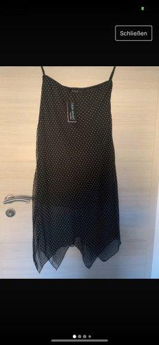Blue Seven Midi Skirt black-white