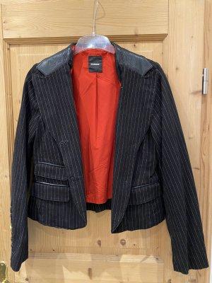 Rosner Leather Blazer multicolored