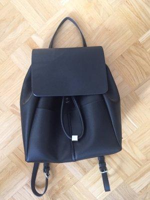 Zara Sac à dos noir