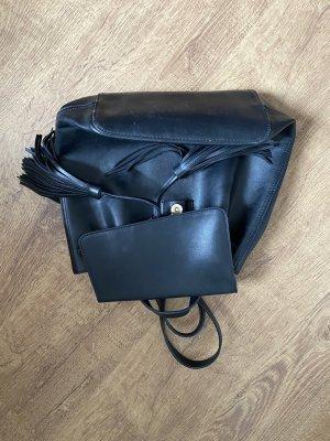 Zara Sac à dos pour ordinateur portable noir
