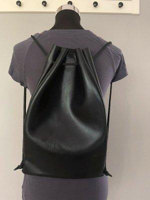 Triangl Daypack black mixture fibre