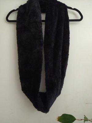 Écharpe ronde noir