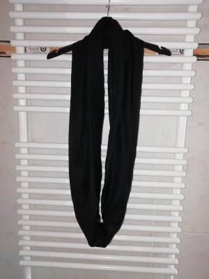 Only Bufanda de seda negro