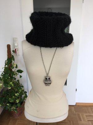 Atmosphere Sciarpa di lana nero