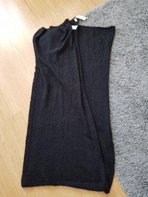 schwarzer Schal Neu