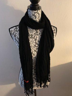 Schwarzer Schal von Esprit