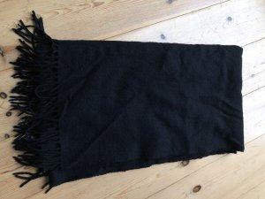 AndOtherStories Wollen sjaal zwart Wol