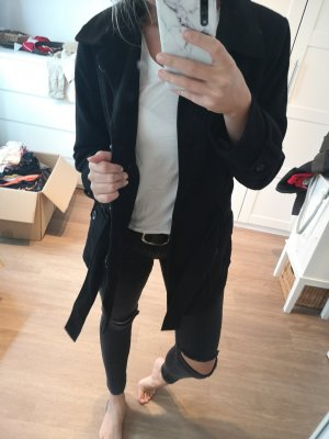Authentic Winterjas zwart