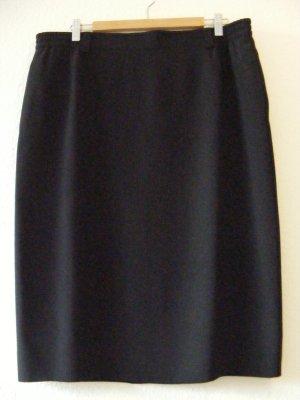 Antonette - Franz Haushofer Pencil Skirt black silk