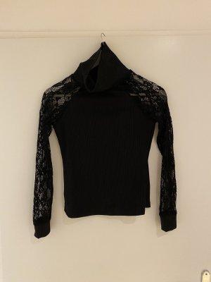 Schwarzer SheIn Pullover