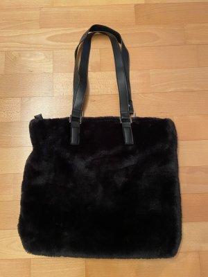 Deichmann Shopper black