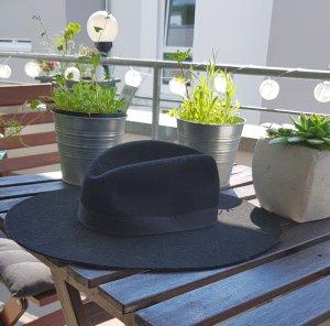 Accessorize Sombrero de ala ancha negro