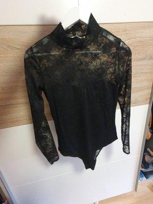 H&M Body koszulowe czarny