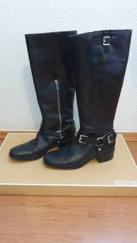 Schwarzer Stiefel von Michael Kors