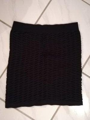 Schwarzer Stoffrock von Vero Moda