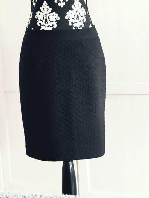 Manguun Stretch rok zwart