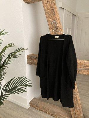 Levete Room Gebreide jas zwart