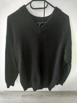Uniqlo Pullover a maglia grossa nero
