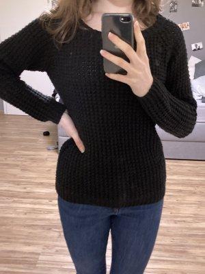 Colours of the World Pull tricoté noir