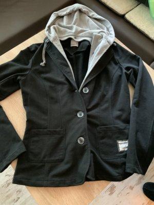 Kangaroos Blazer sweat nero-grigio chiaro