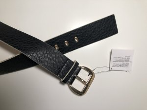 Zara Waist Belt black-cream