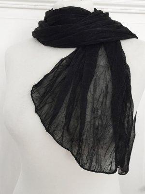 Vintage Halsdoek zwart