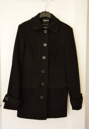 schwarzer Trenchcoat Mantel von FlashLights