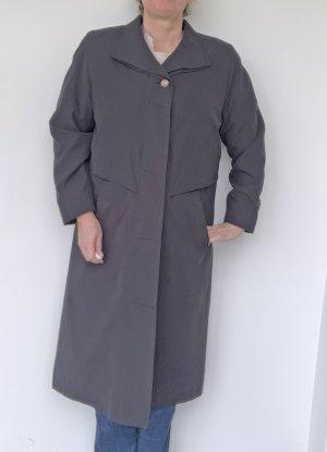 schwarzer Übergangs-Mantel für Damen, Gelco, Größe 42