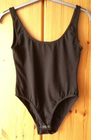 MDS Underwear Body czarny-czerwony