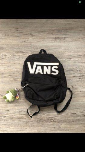 Vans Plecak szkolny czarny-biały