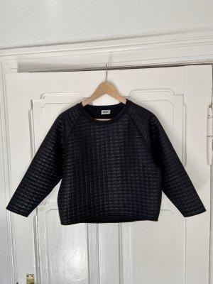 Schwarzer Weekday Sweater