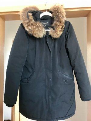 Attentif Winter Jacket light brown-black