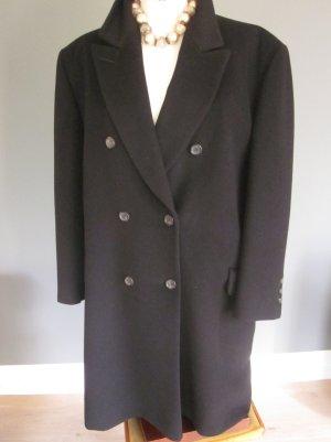 Jobis Winter Coat black wool