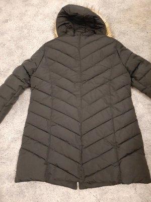 schwarzer Wintermantel Gr. 50 NEU