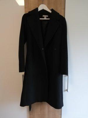 H&M Cappotto in lana nero