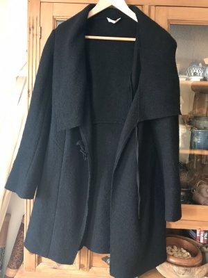 Promod Cappotto in lana nero