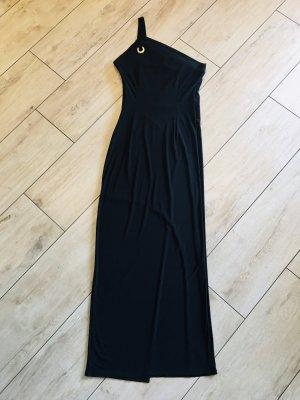 Schwarzes Abendkleid 38