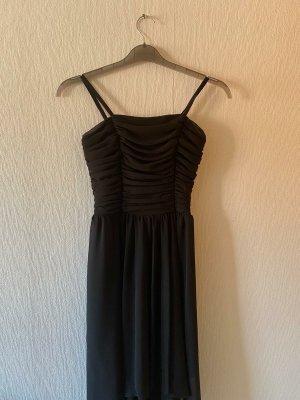 Schwarzes Abendkleid