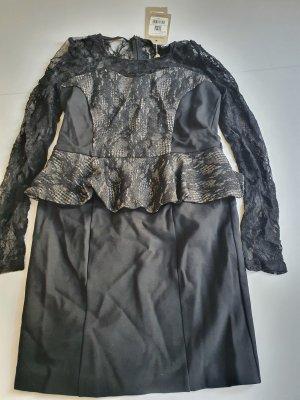 schwarzes Abendkleid M neu