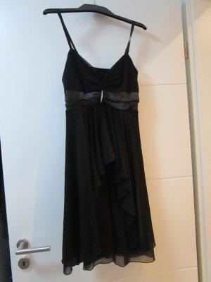schwarzes Abendkleid von b.p.c. fashion, Bodyflirt, Größe 38