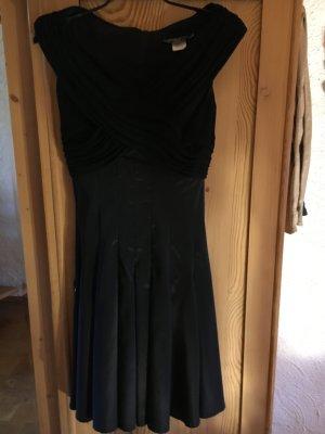 Schwarzes Abendkleid von Chou Chou in Größe 36 zu verkaufen